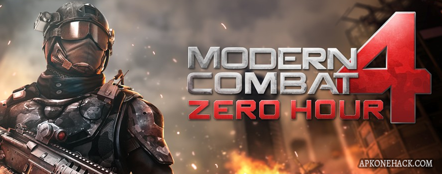 Modern Combat 4 Zero Hour Is An Action Game For Android Download Latest Version Of Modern Combat 4 Zero Hour Apk Obb Data Hig In 2020 Gameloft Combat Action Games