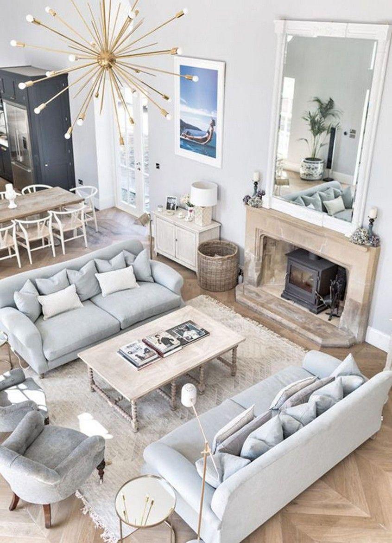 17 Cozy Living Room Seating Arrangement Design 13 Living
