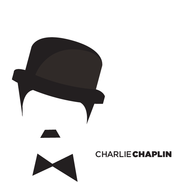 As 16 Melhores Caricaturas De Charles Chaplin Caricaturas