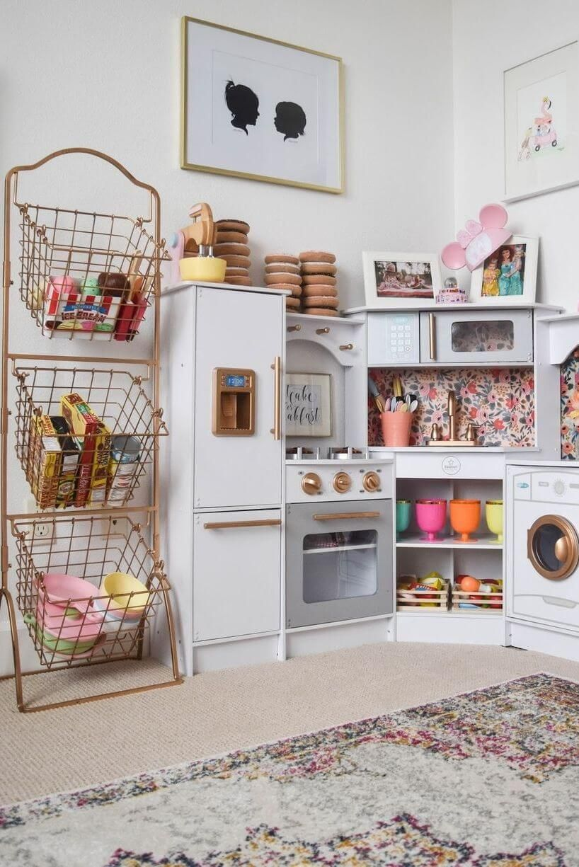 25 Cool Toy Storage Ideas For Your Kids Living Room Toy Sto