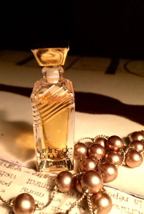 Jardins De Bagatelle By Guerlain 0 13 Door Bellajaneproductions Parfum Eau De Parfum Parfums