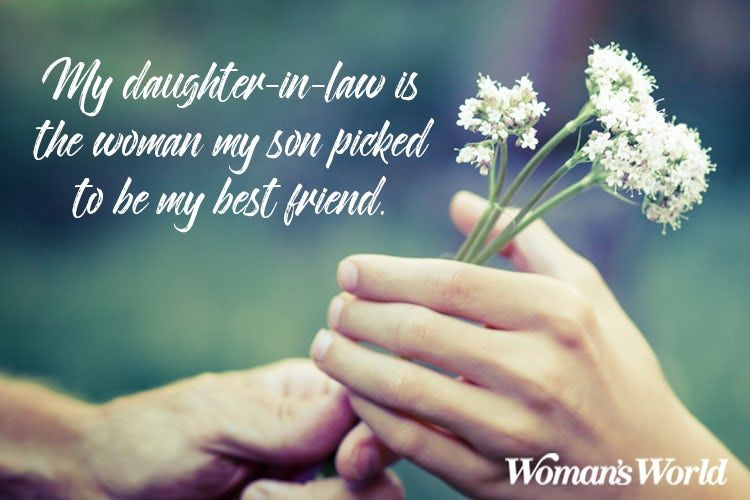 14 Loving Daughter-in-Law Quotes to Let Her Know How Much