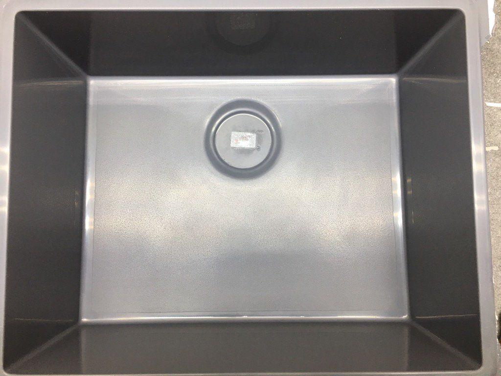 Square Ocean RAL 7015 | Fregaderos sintéticos de cocina | Pinterest ...