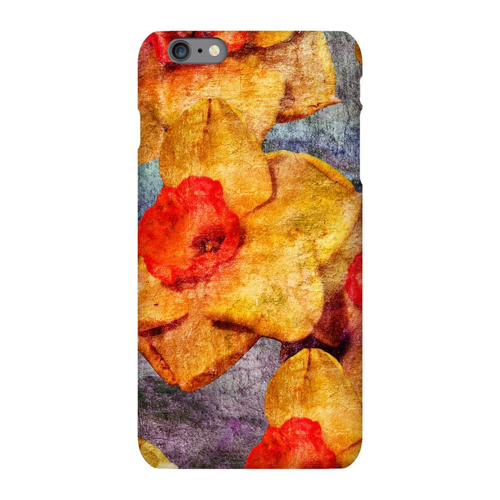 Birthday Blossoms Phone Case iPhone6S