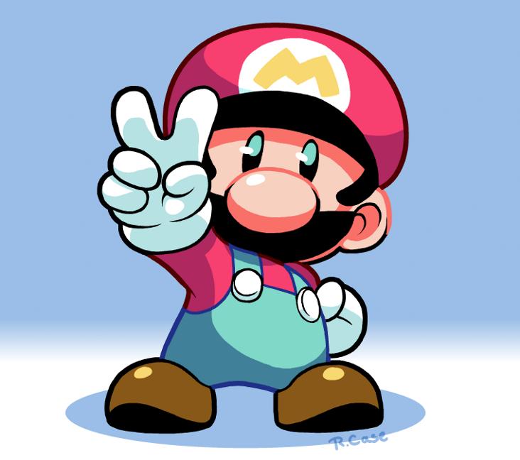Mario by rongs1234.deviantart.com on @DeviantArt | Mario bros ...