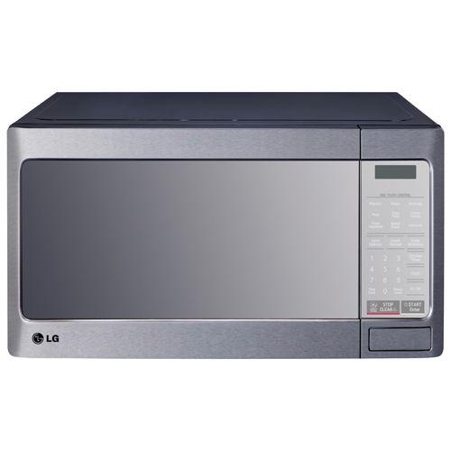 Lg 1 Cu Ft Microwave Lmc1195st Stainless Steel Countertop Microwaves