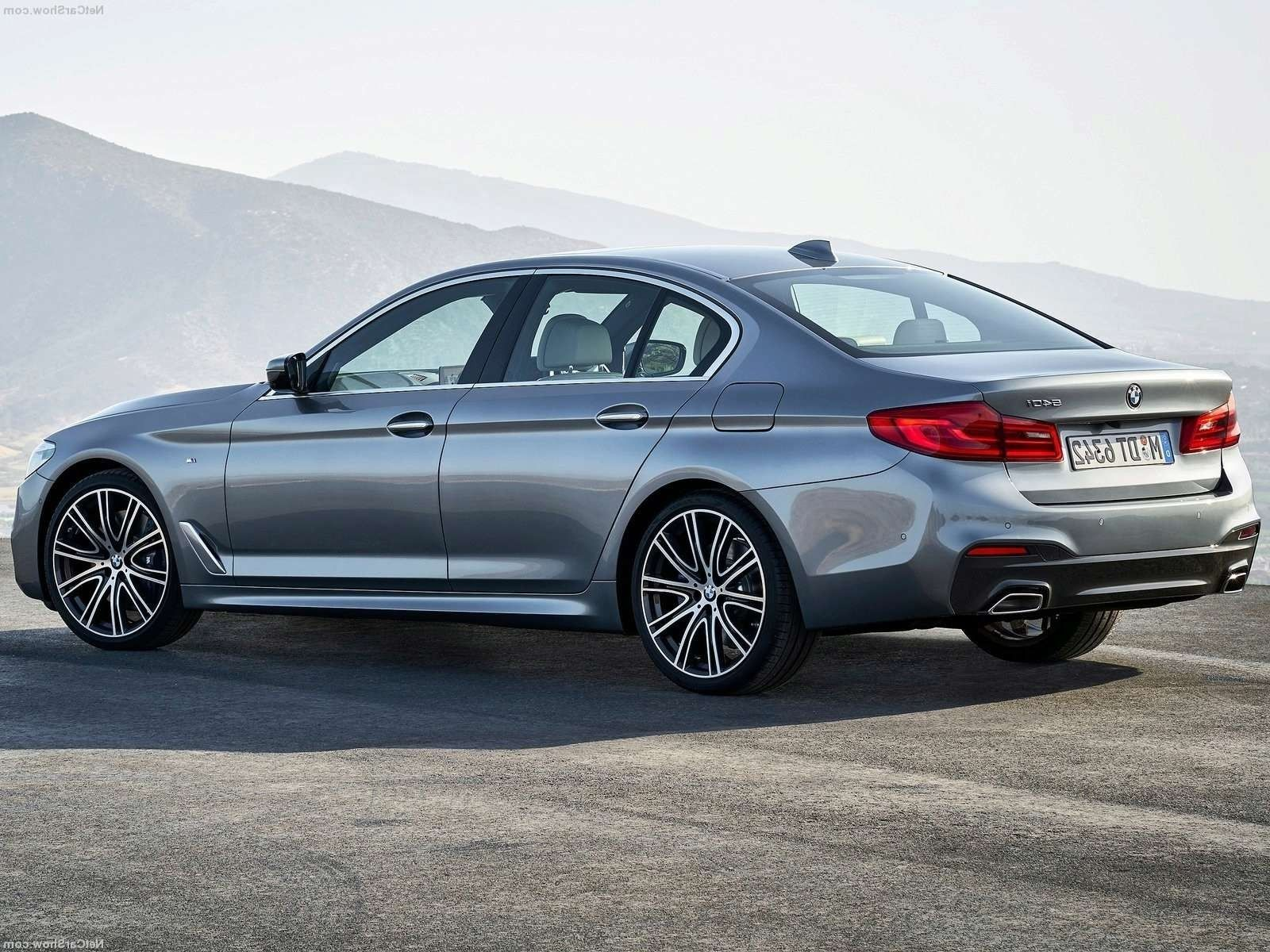 2019 Bmw 5 Series Interior Exterior And Review With Images
