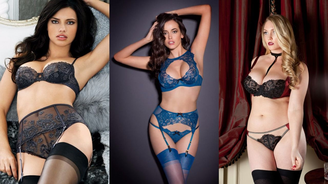 e02796e73a7 Top Expensive Lingerie Brands In The World (Girls Tempt For) 1. Carine  Gilson