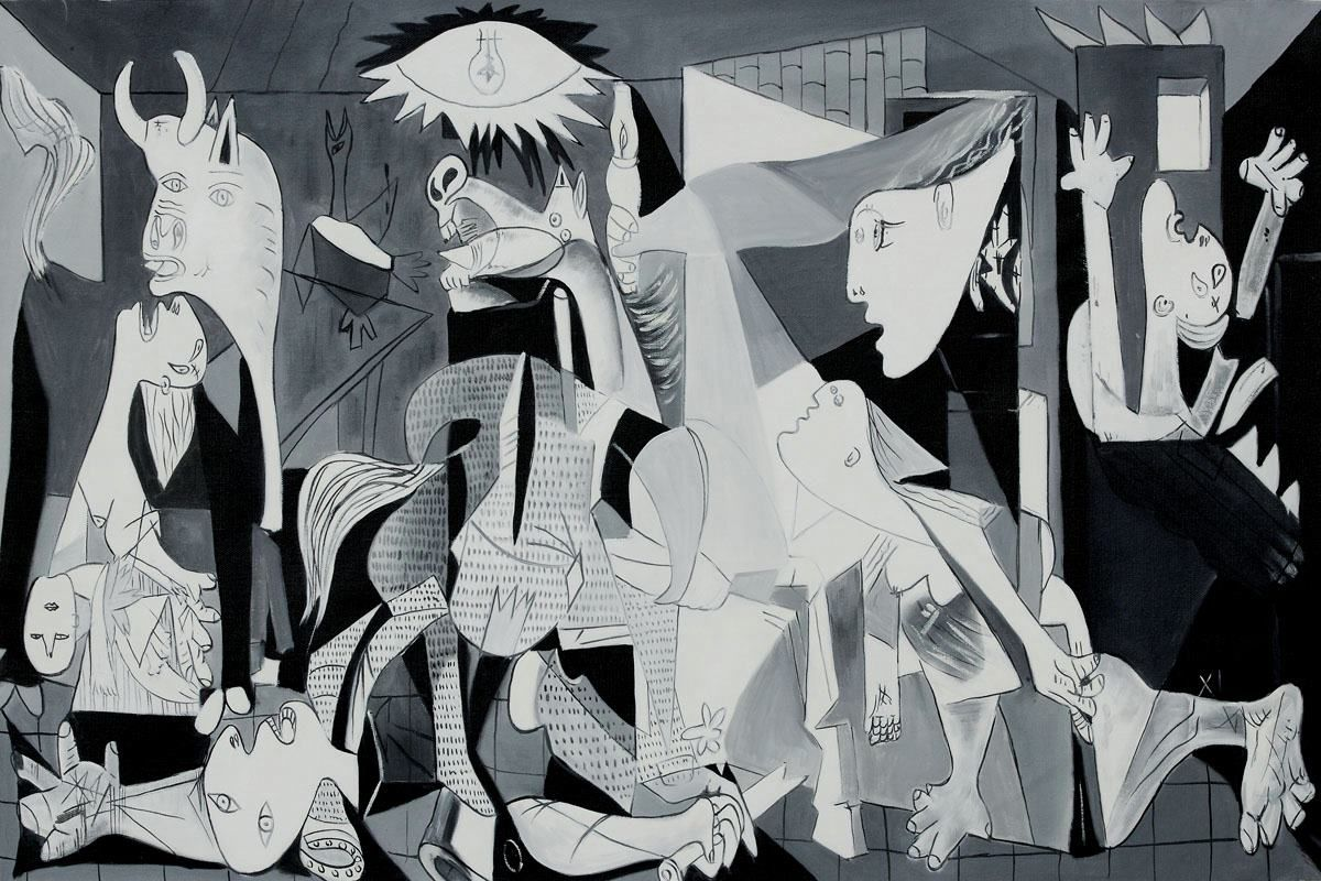 Top 10 most famous paintings in the world guernica and paintings buycottarizona Gallery