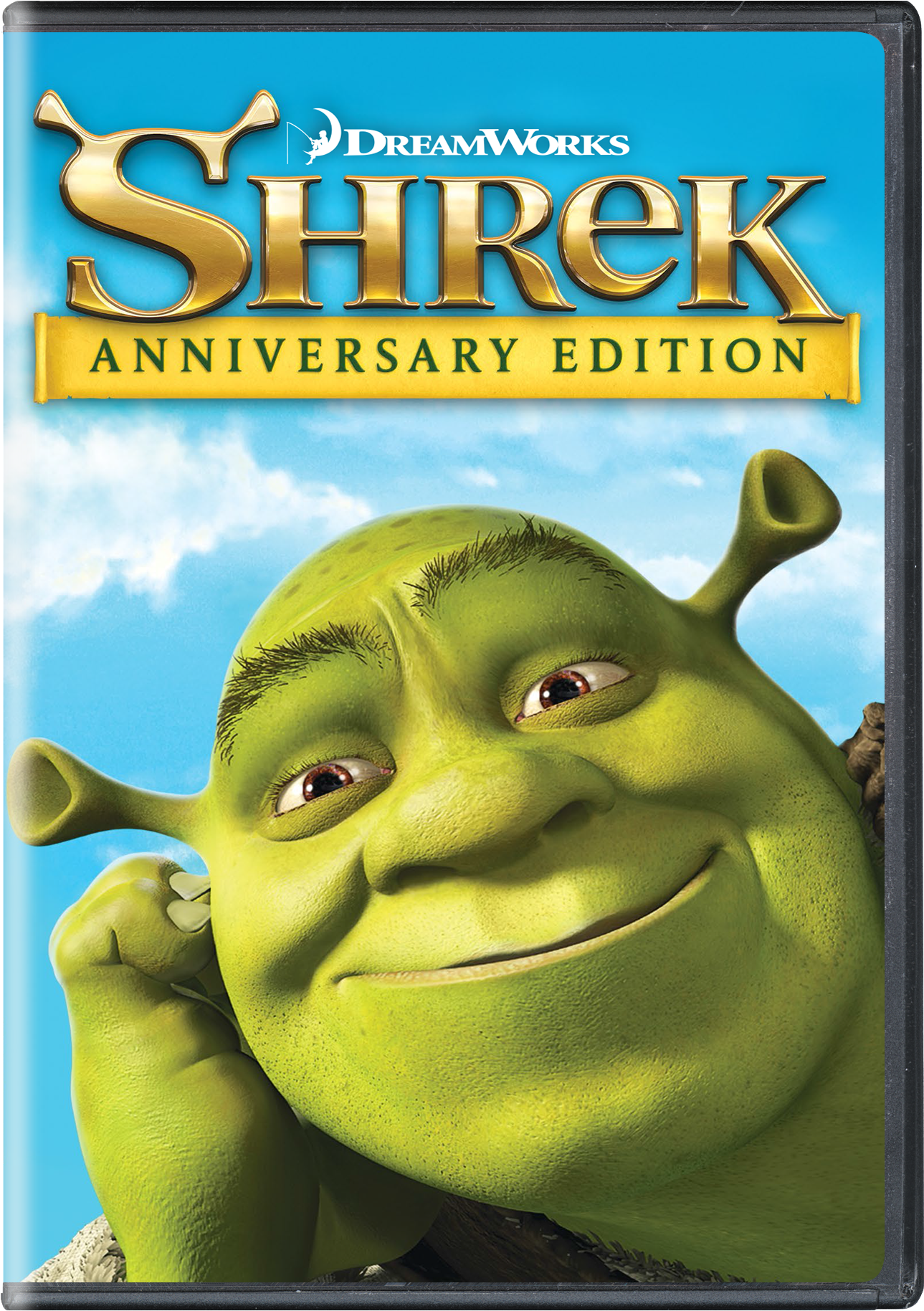Shrek Anniversary Edition Dvd Walmart Com Shrek Dreamworks Animation Shrek Dreamworks