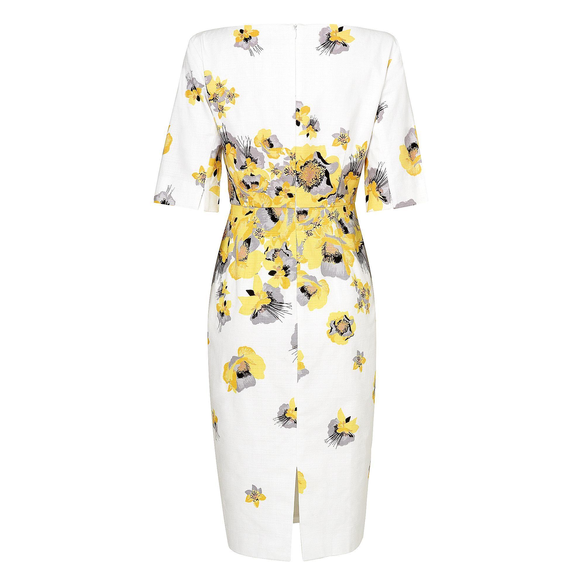 Lasana Printed Dress   Dresses   Clothing   L.K.Bennett, London ...