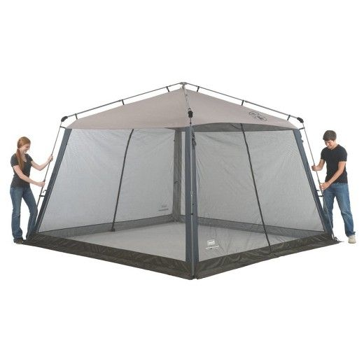 Coleman Instant Screened Canopy 11 X11 Screened Canopy Instant