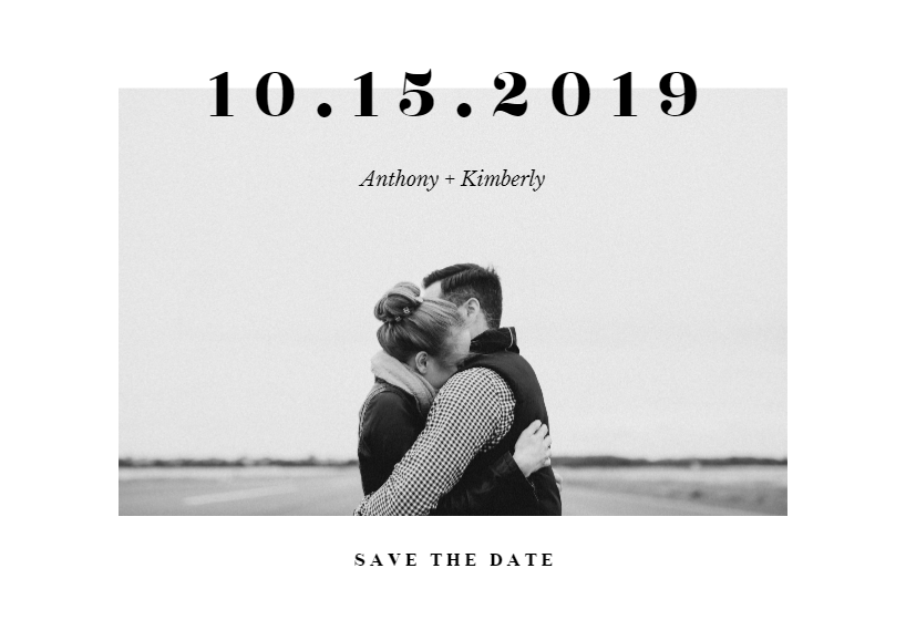 Prestige Save The Date Card Template Free Greetings Island Save The Date Cards Save The Date Save The Date Templates