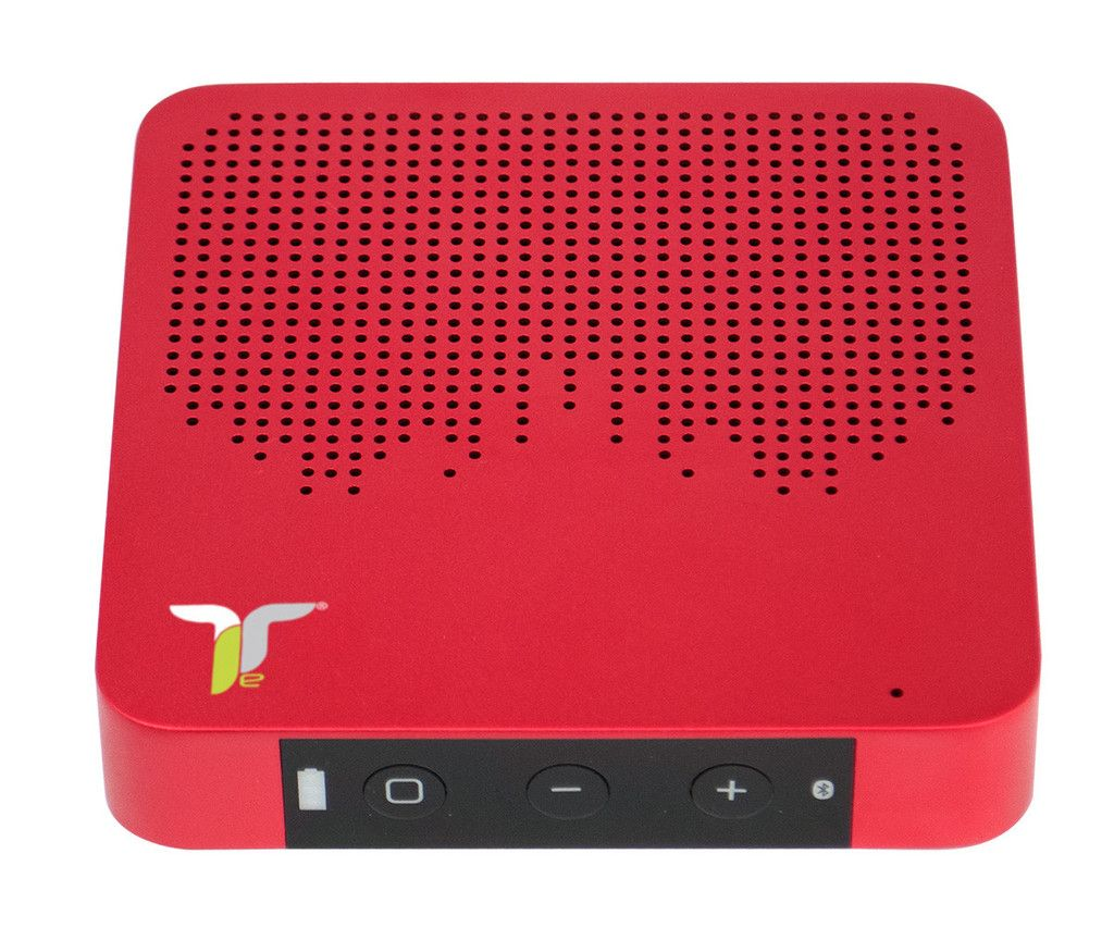 iT7e Executive Bluetooth® Speakers Red