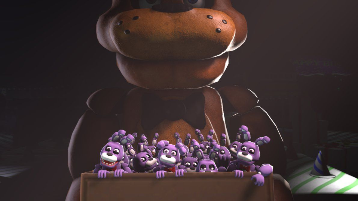 Would You Care For A Bonzibonnie Dash Care Five Nights At Freddy S