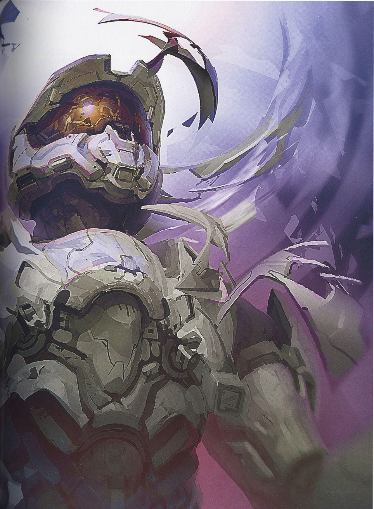 "sunnstreaker: ""Halo 4 Concept Art "" | Halo | Halo game, Halo"