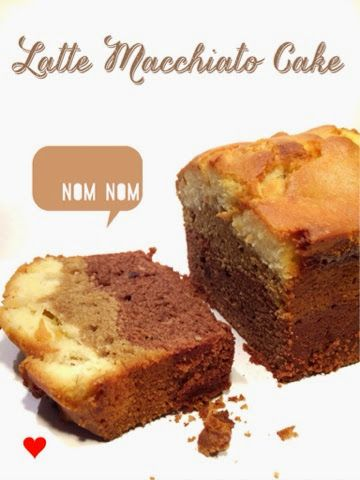LalaSophie: Macchiato Cake coffee,white choc,milk choc