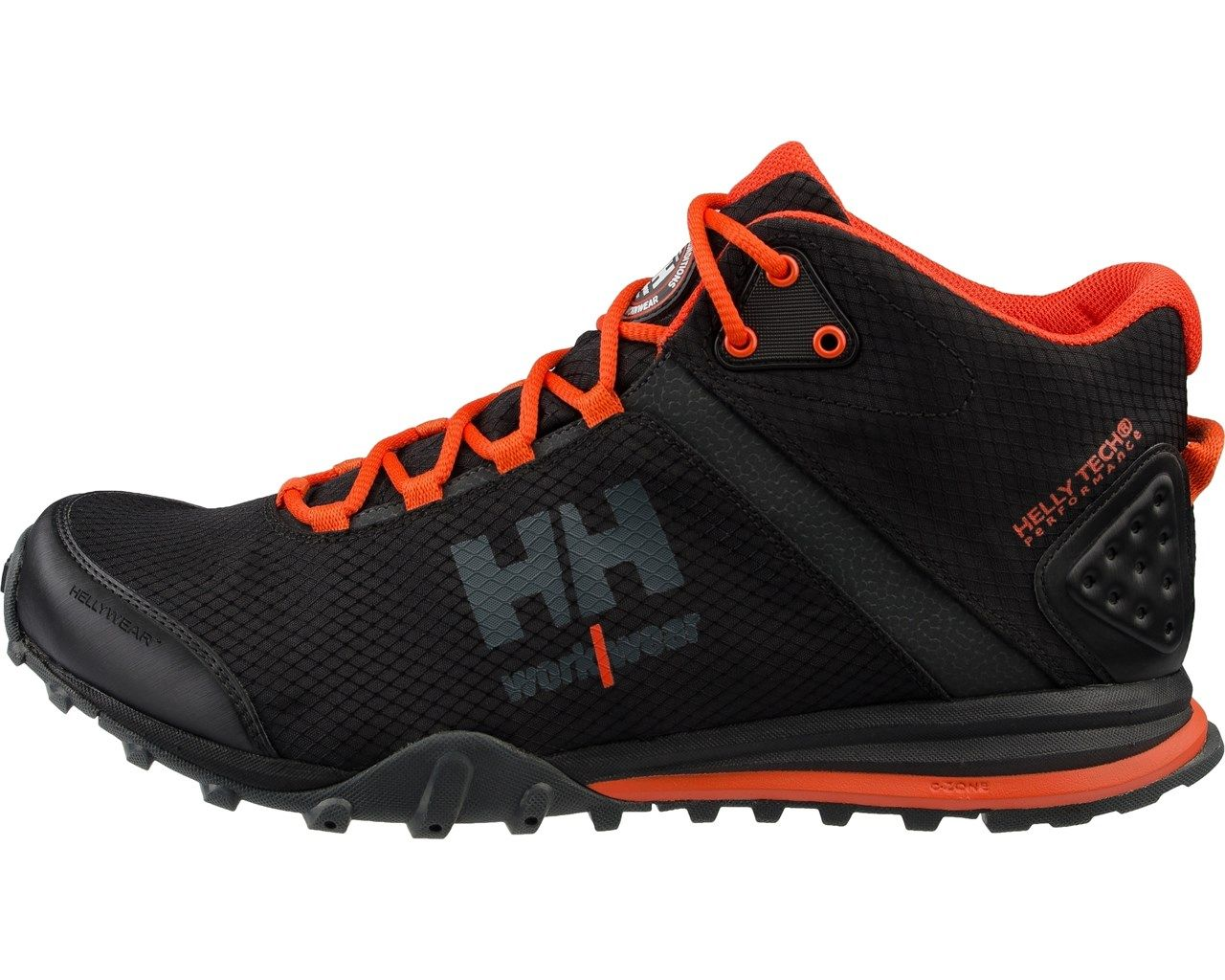 Helly Hansen Rabbora Trail Mid HT Running Shoe shoes