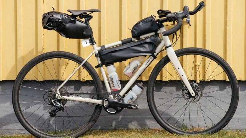 The Last Bike Rack You'll Ever Need Bikepacking bags