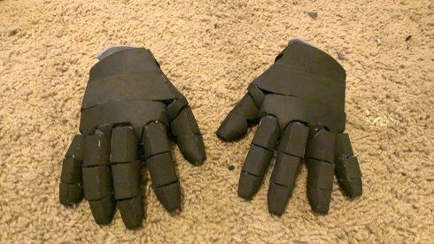 Garnet Gloves pt 2