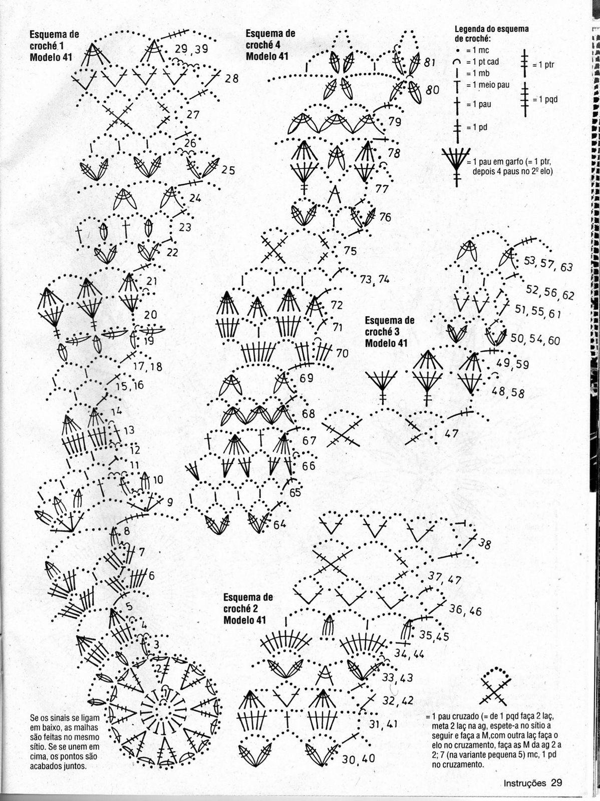 Kira Scheme Crochet Scheme Crochet No