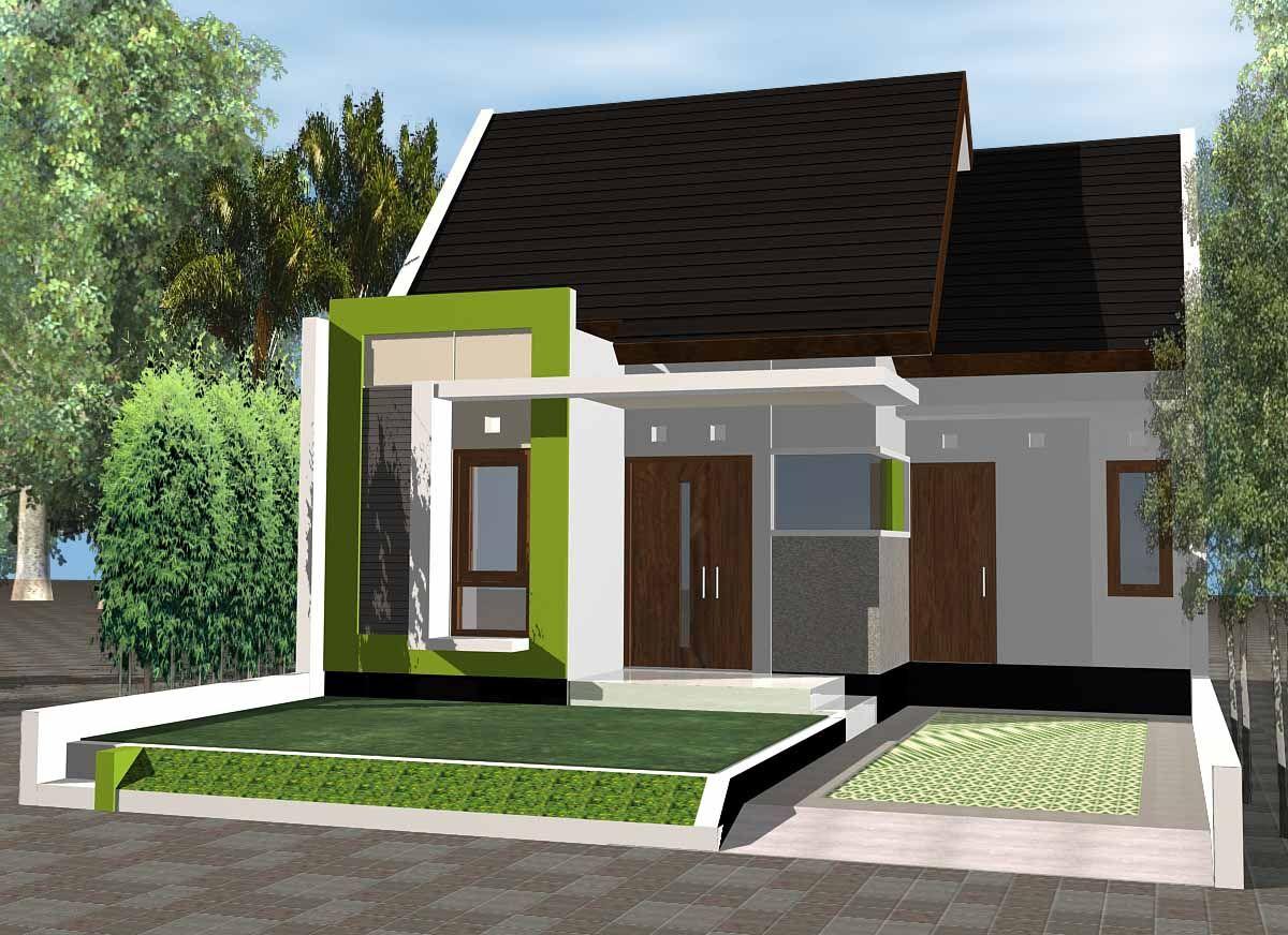 Gambar Dan Desain Rumah Minimalis Satu Tingkat Cek Bahan Bangunan