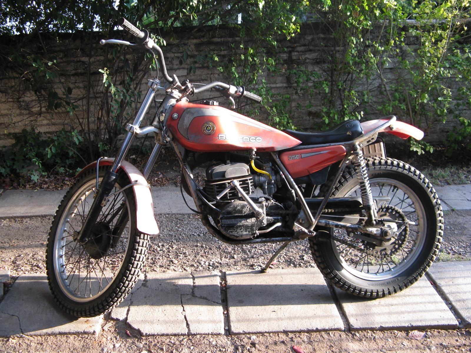 Bultaco Sherpa T-350 Mod  199 | Bultaco Sherpa T-350 Mod  199