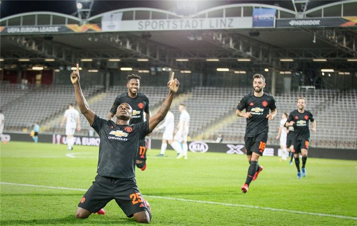 Result Lask Linz 0 5 Manchester United Uefa Europa League Match Time 13 3 2020 01 55 Friday Gmt 8 Ighalo Daniel James Mata Mason Greenwood In 2020