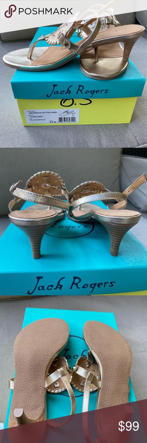 Jack Rogers Kitten Heel Shoes New Kitten Heel Shoes Kitten Heels Shoes Heels
