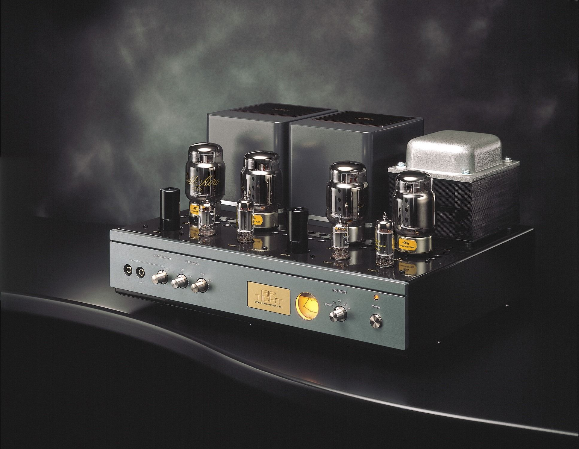 Air Tight Amp With Images Valve Amplifier Audio Amplifier