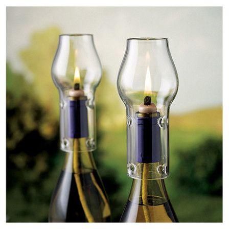 Bottle Oil Lamp Kit Oil Lamps Wine Bottle Bottle Lamp
