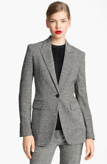 3f66679c863 Michael Kors Donegal Tweed Blazer available at  Nordstrom