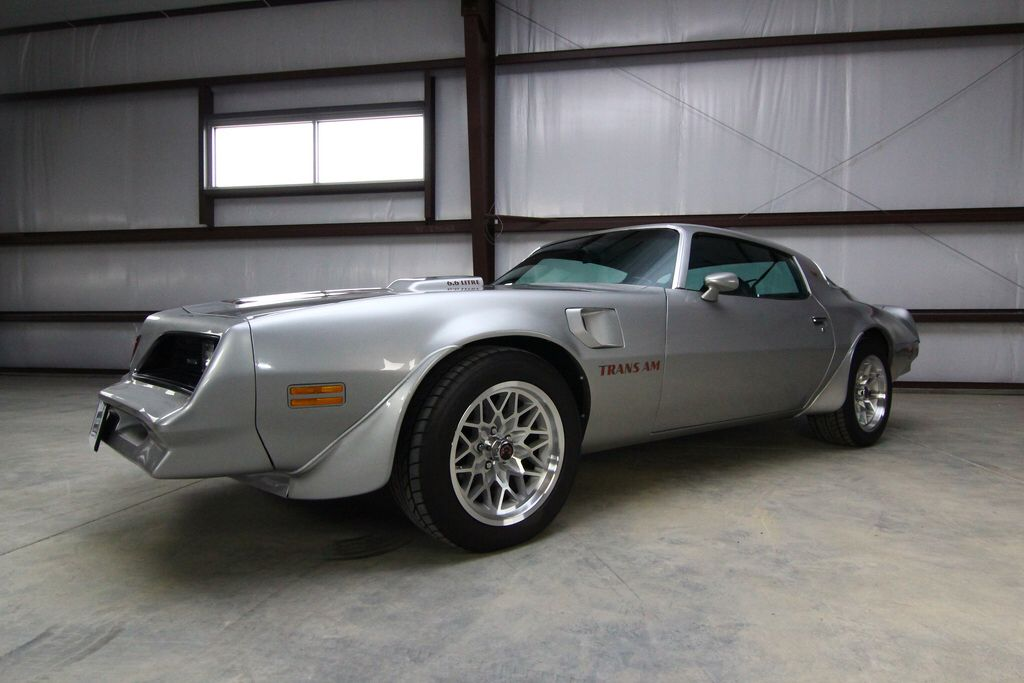 78 Silver Trans Am for sale | Pontiac F-Body | Trans am ...
