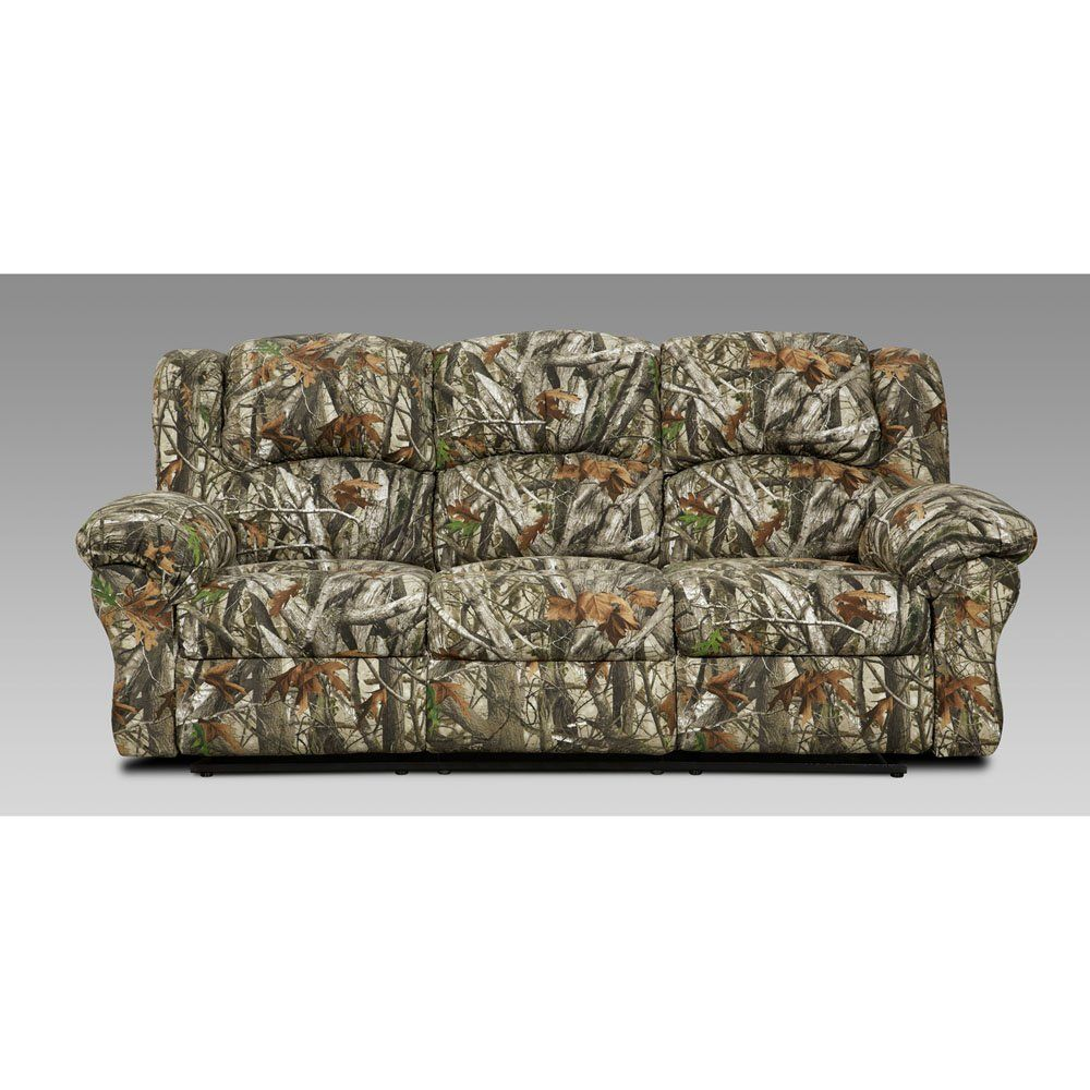 Cambridge Camo Double Reclining Sofas You Can Get Additional