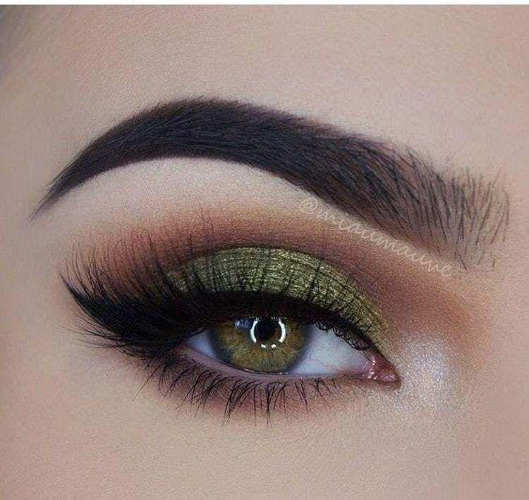 Best Eyeshadow Colors For Hazel Eyes Makeup Looks For Green Eyes
