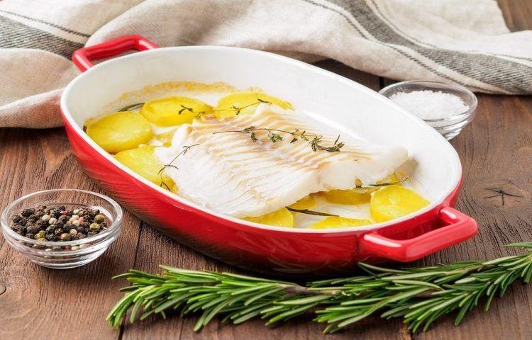 سمك فيليه مشوي مع البطاطس سيدات مصر How To Cook Tilapia Baked Fish Fillet Healthy Fish