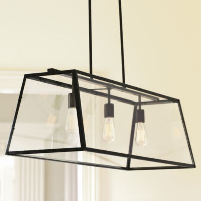 This Pendant Offers A Light And Airy Look That 39 S Just Right