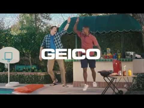 1) Geico - Unskippable High Five - YouTube | Made to Stick