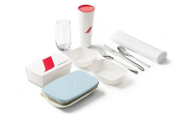 Air France Introduces Eco Designed Tableware Air France
