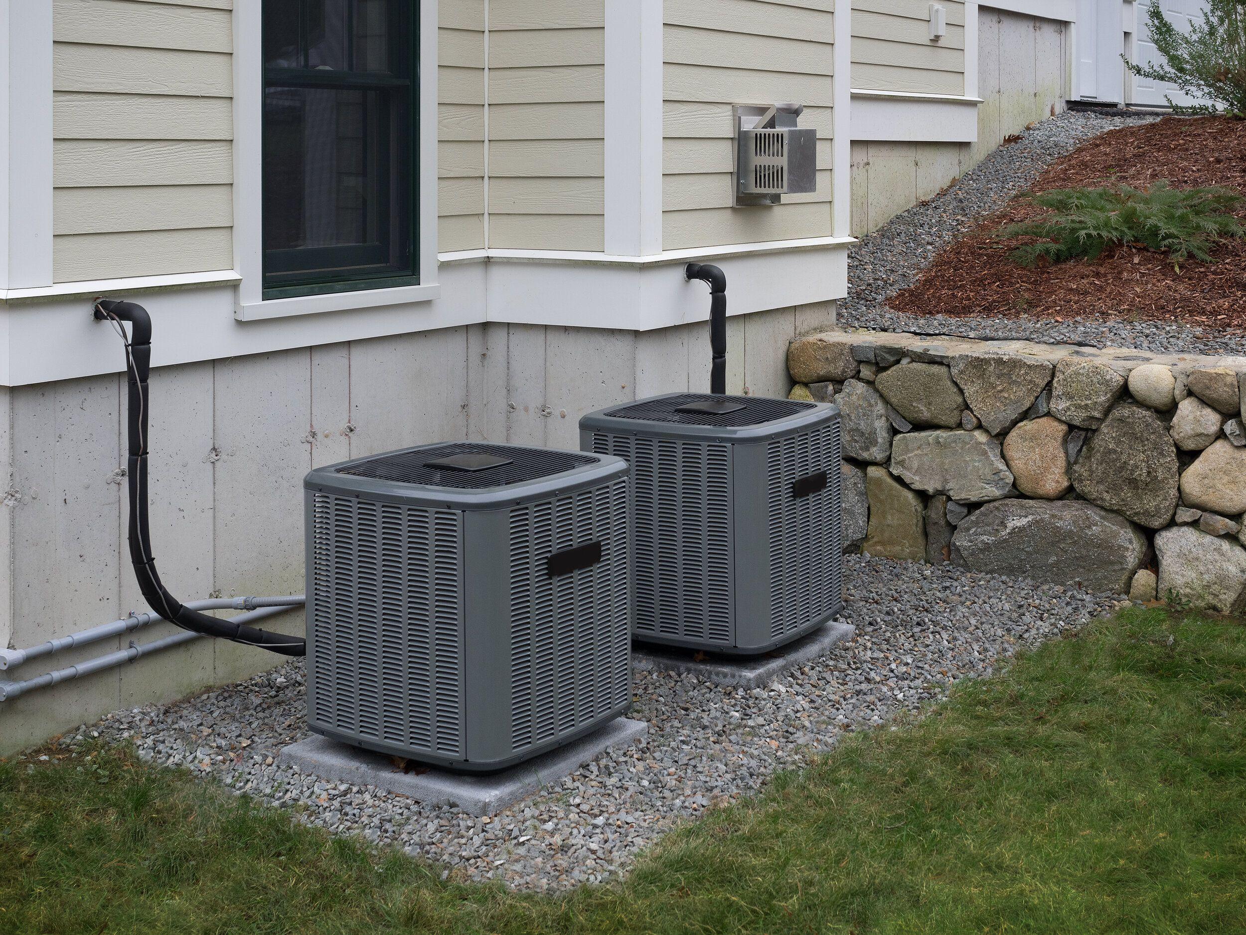 Hiding HVAC Units in 2020 Hvac unit, Hvac installation