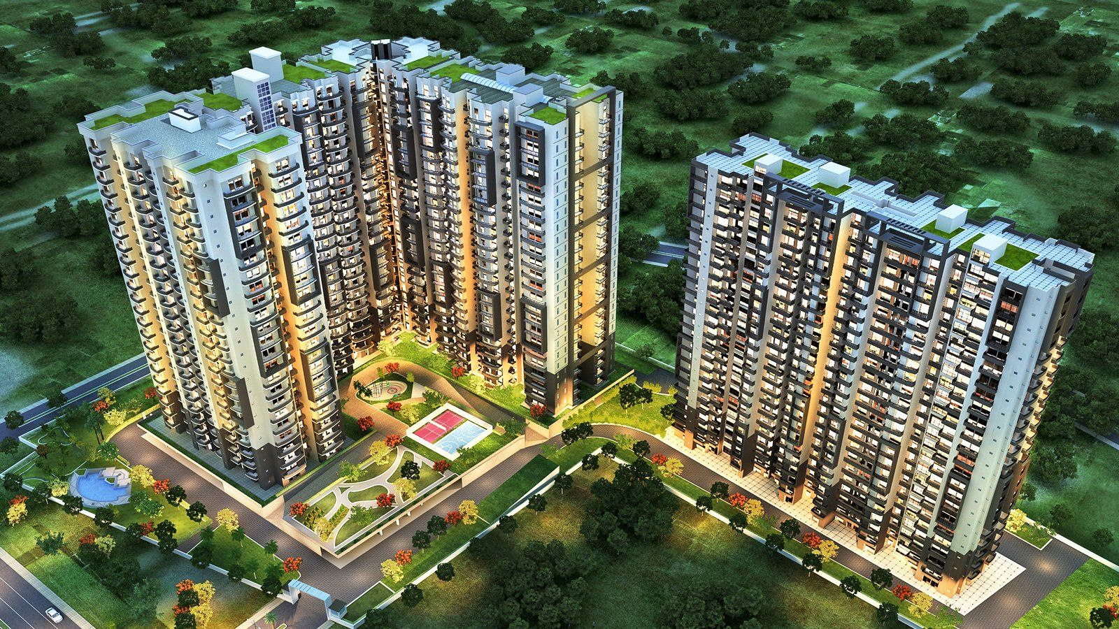 Angel Jupiter Is A Residential Projects Located In Ghaziabad This Project Provides All Amenities With Easy P Angel Apartments For Sale Real Estate Development