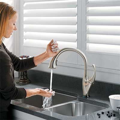 All About Kitchen Faucets | Kitchen faucets, Tap and Kitchens