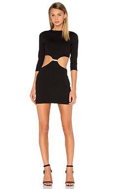 Lurelly Aubrey Dress in Black