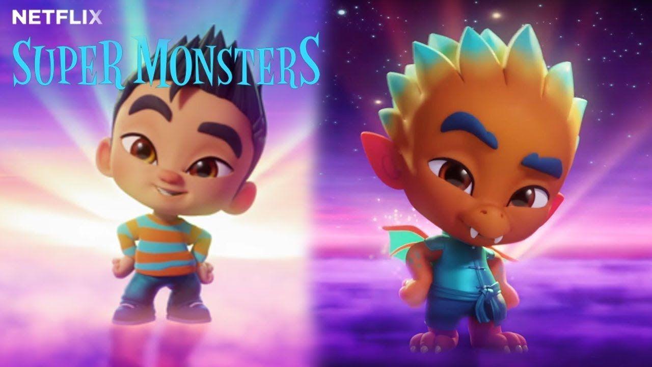 Resultado De Imagem Para Super Monsters Netflix Characters Con