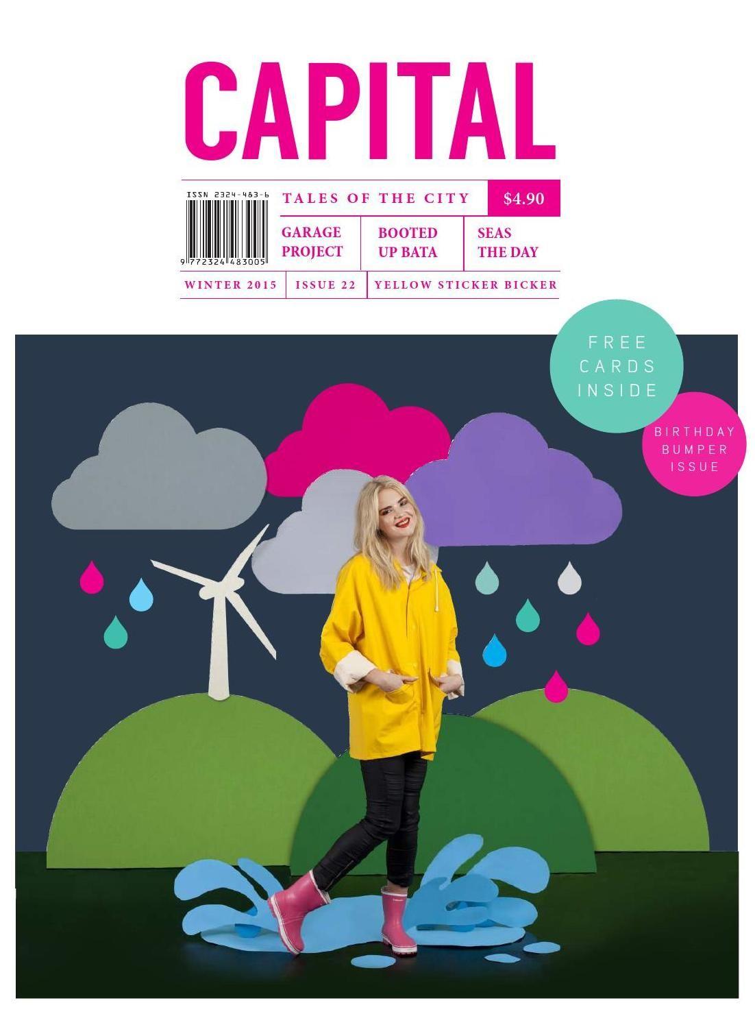 capital magazine italy