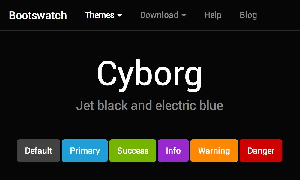 Jet black and electric blue (With images