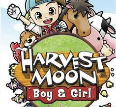 Harvest Moon Boy & Girl apk psp game ppsspp Download,Harvest
