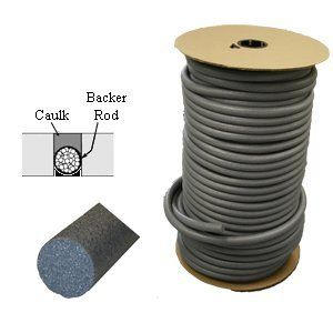 1 1 4 Closed Cell Backer Rod 400 Ft Bulk Box By Technologylk 114 00 Closed Cell Backer Rod Available In Multiple Diameters Home Improvement Rod Clean Air