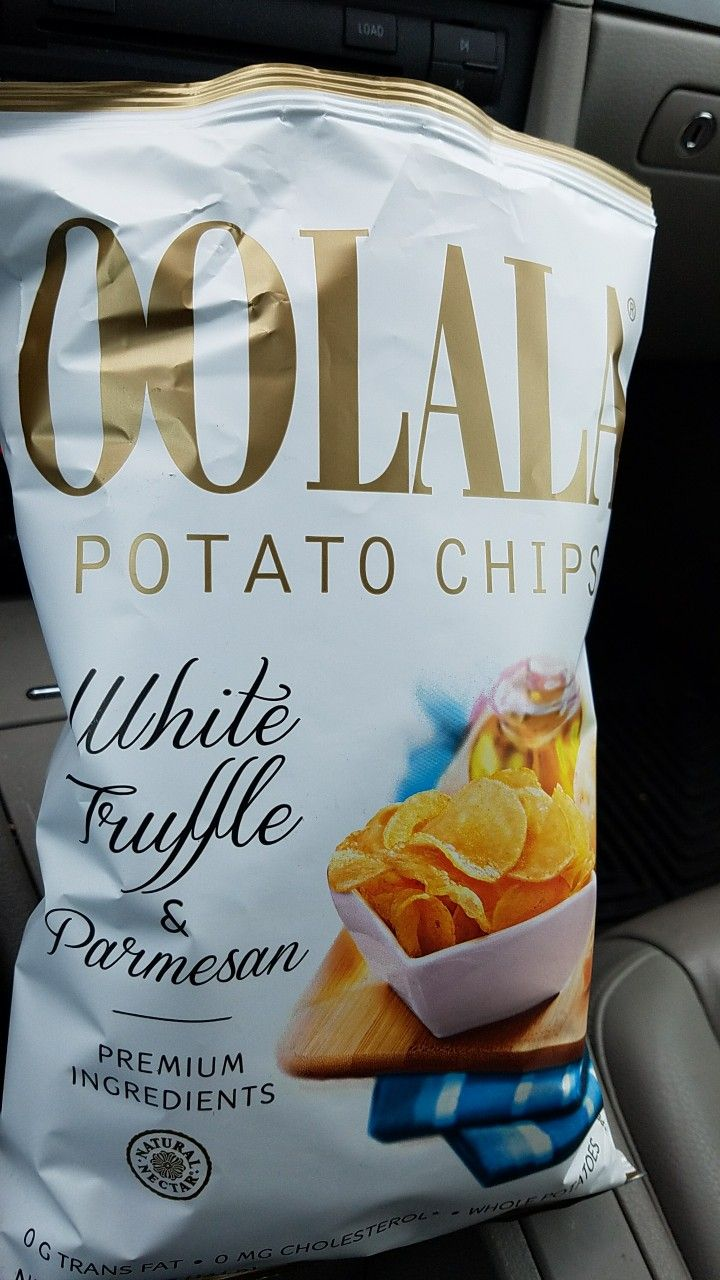 Potato chip lovers..chip of the day.