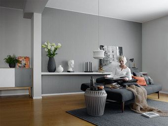 15x Eucalyptus Huis : Tikkurila duett stitch cloister aranżacja farba pinterest stitch